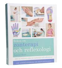 Boken om zonterapi och reflexologi