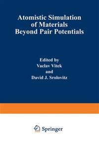 Atomistic Simulation of Materials