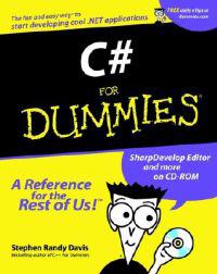 C# for Dummies with CDROM