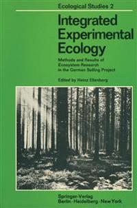 Integrated Experimental Ecology