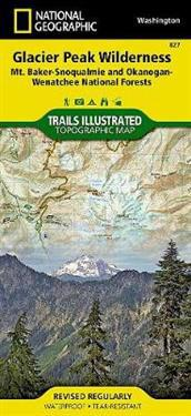 Glacier Peak Wilderness (mt. Baker-snoqualmie And Okanogan-wenatchee National Forests)