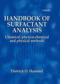 Handbook of Surfactant Analysis