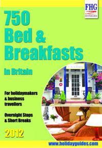750 Bed & Breakfast in Britain