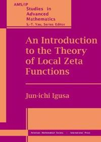 Introduction to the theory of local zeta functions