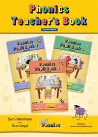 Jolly phonics teachers book (colour edition) - in print letters (be)