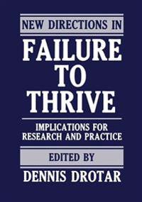 New Directions in Failure to Thrive
