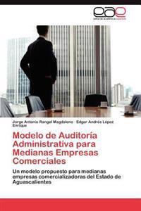 Modelo de Auditoria Administrativa Para Medianas Empresas Comerciales