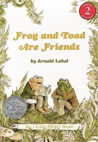 Frog and Toad Are Friends Book and CD [With CD]