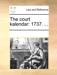 The Court Kalendar