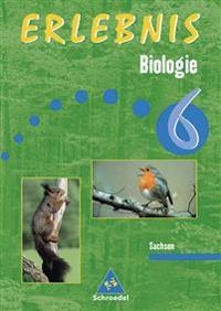 Erlebnis Biologie. Schülerband 06. Ausgabe 2002-2004 für Mittelschulen/Hauptschulen in Sachsen