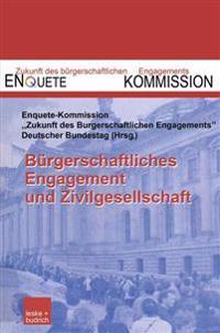 Bürgerschaftliches Engagement Und Zivilgesellschaft