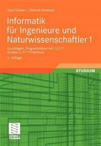 Infurmatik Fur Ingenieure Und Naturwissenschaftler 1
