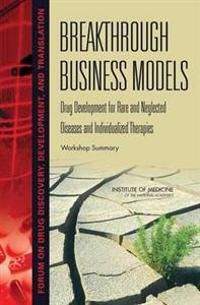 Breakthrough Business Models