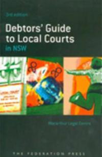 Debtors' Guide to Local Courts