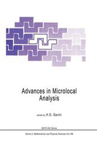 Advances in Microlocal Analysis
