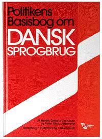 Politikens basisbog om dansk sprogbrug