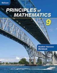 NELSON PRINCIPLES OF MATHEMATICS 9