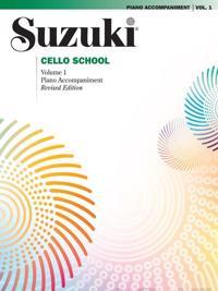 Suzuki Cello School, Vol 1: Piano Acc.