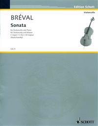 Sonata in C Major, Op. 42: Cello and Piano