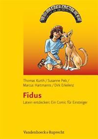 Fidus: Latein Entdecken: Ein Comic Fur Einsteiger