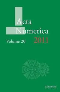 Acta Numerica Acta Numerica 2011: Series Number 20