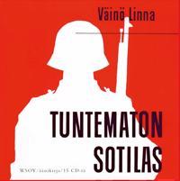 Tuntematon sotilas (15 cd)