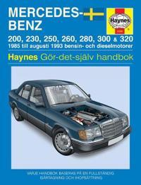 Mercedes Benz 124 Series