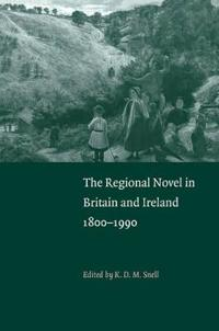 The Regional Novel in Britain and Ireland 1800-1990