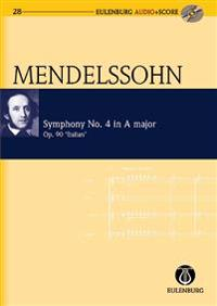 """Symphony No. 4 """"Italian"""""""
