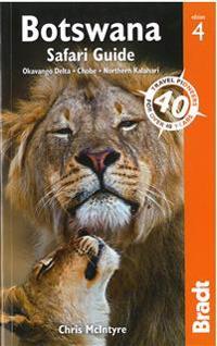 Bradt Safari Guide Botswana