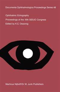 Ophthalmic Echography