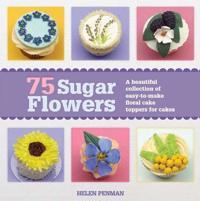 75 Sugar Flowers