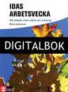 Framåt Yrkesinriktade böcker Idas arbetsvecka - Att arbeta inom vård och om