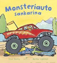 Monsteriauto sankarina
