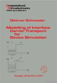 Modelling of Interface Carrier Transport for Device Simulation