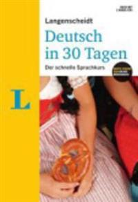 Langenscheidt Deutsch in 30 Tagen / German in 30 Days