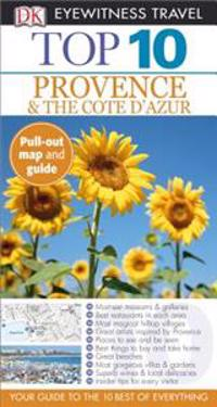 Top 10 Provence & Cote D'Azur [With Map]