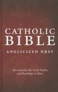 Catholic bible: new revised standard version (nrsv) anglicised edition with