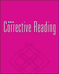 Corrective Reading Decoding Level B2, Teacher Materials