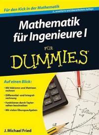 Mathematik fur Ingenieure I fur Dummies