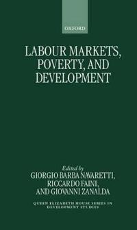 Labour Markets, Poverty, and Development