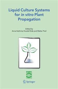 Liquid Culture Systems for in Vitro Plant Propagation