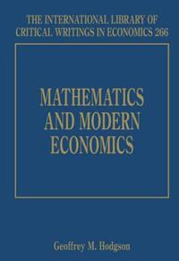 Mathematics And Modern Economics