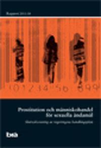 Prostitution och människohandel för sexuella ändamål : slutredovisning av regeringens handlingsplan