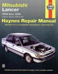Mitsubishi Lancer Australian Automotive Repair Manual