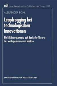 Leapfrogging Bei Technologischen Innovationen