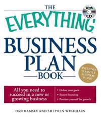 The Everything Business Plan Book