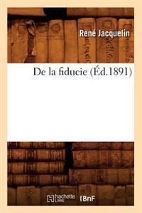 de la Fiducie (�d.1891)