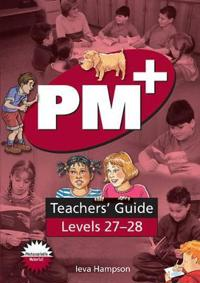 PM Plus Ruby Level 27-28 Teachers' Guide