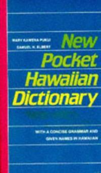 New Pocket Hawaiian Dictionary